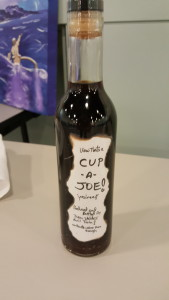 Coffee liqueur showcased at a local event further excites me at the idea we can have something unique. This gentleman Jeff Taylor has been kind enough to try my coffees to use for his future liqueurs